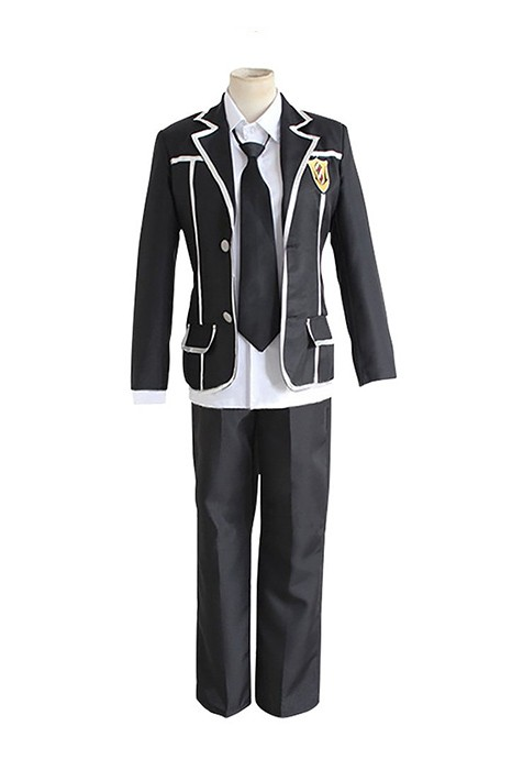 anime Costumes Guilty Crown Maschio Female