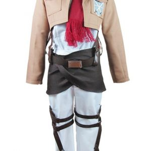 anime Costumes|Attack On Titan|Maschio|Female